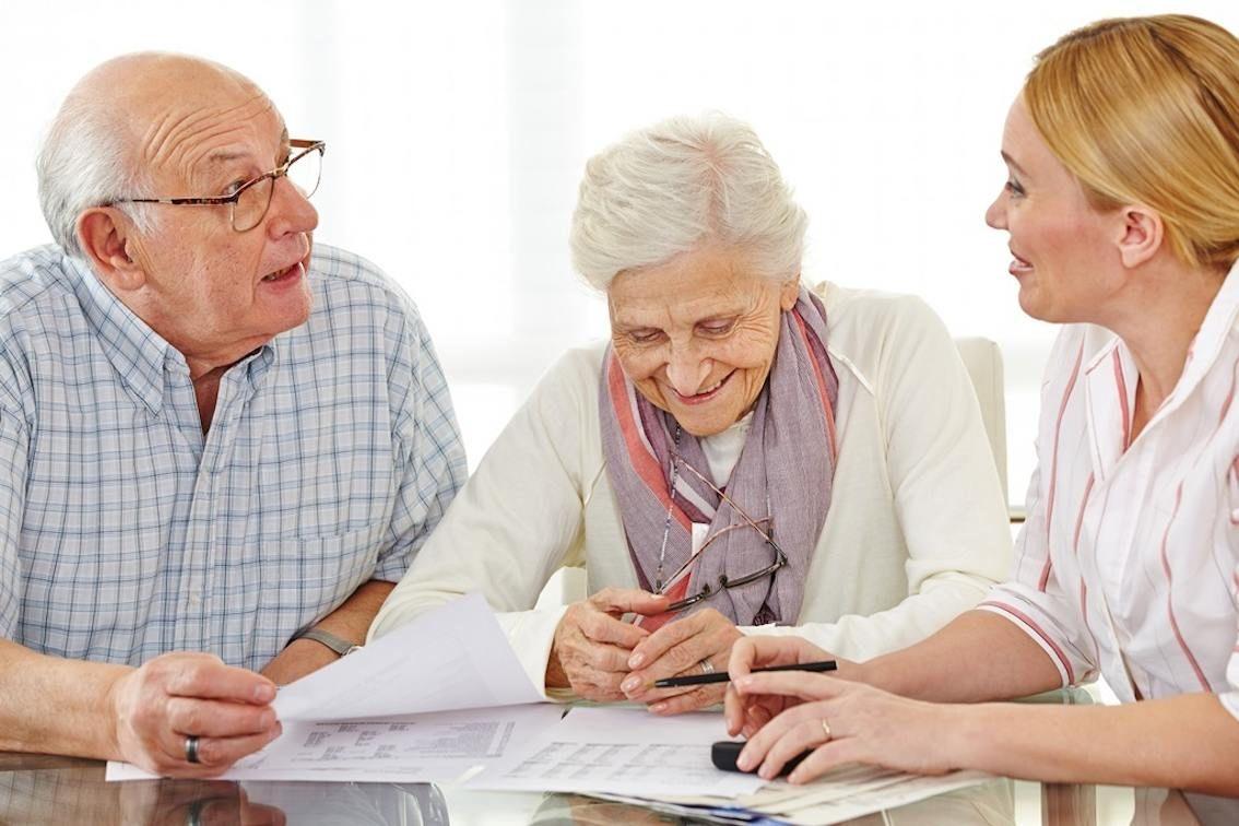Pflegekraft Seniorenbetreuung