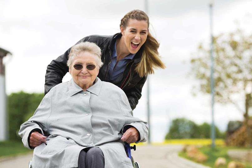 24 Stunden Behinderten Betreuung aus Polen