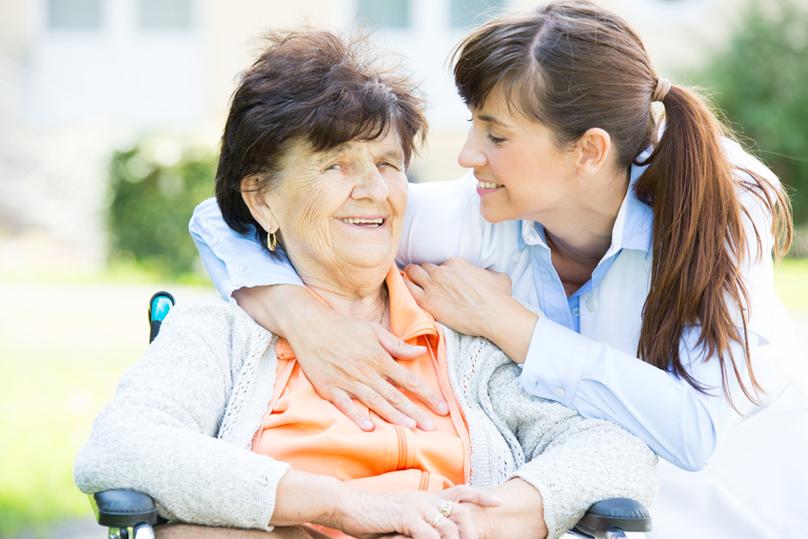 Vermittlung von Pflegepersonal