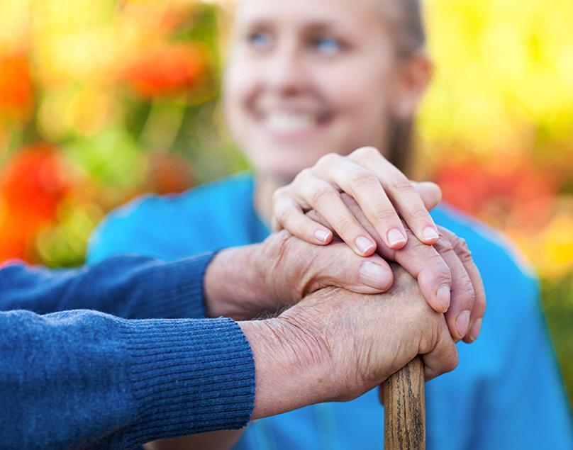 Seniorenbetreuer