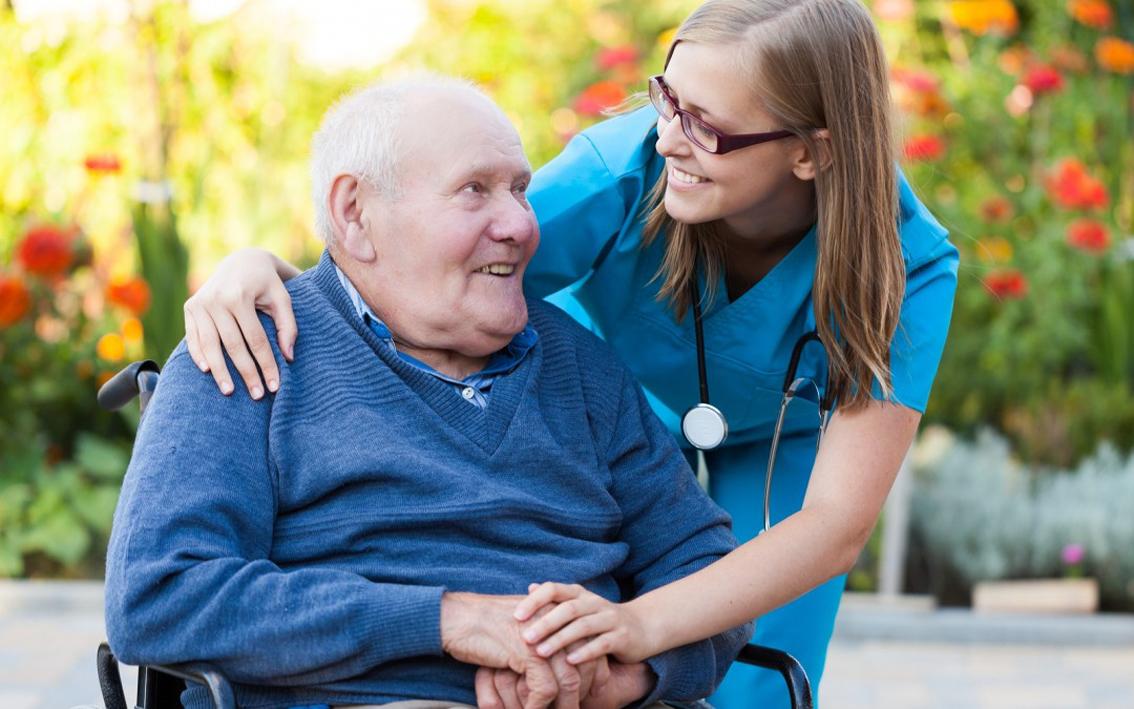 Pflegedienst Demenz