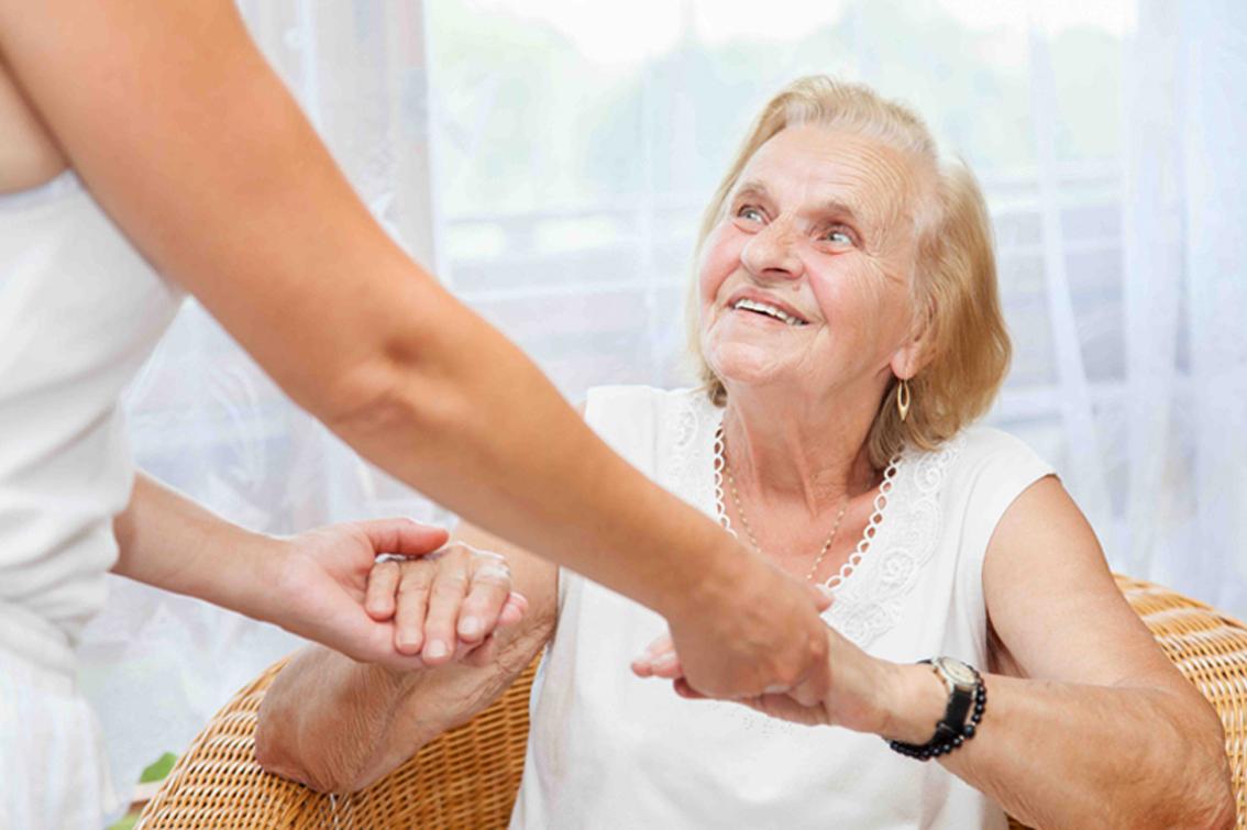 Demenz Pflege