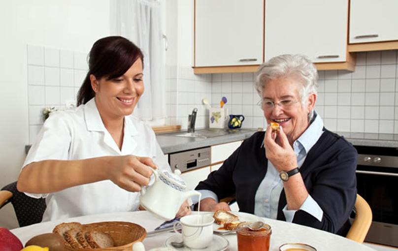 Vollzeitpflege zuhause