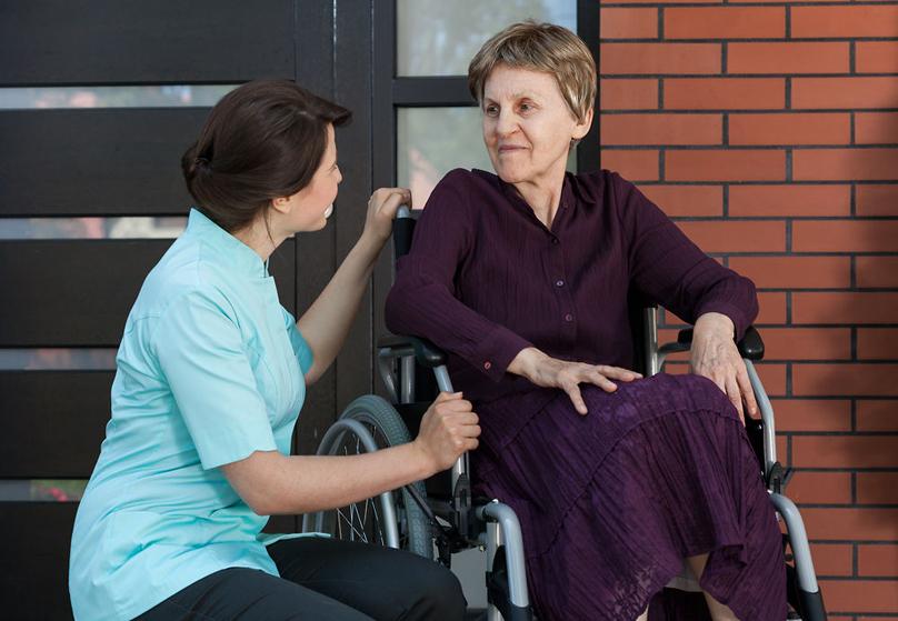 Pflegehilfe aus Osteuropa