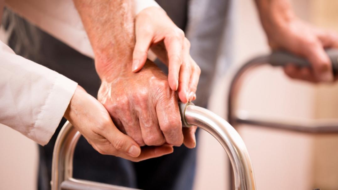 Pflegebett beantragen