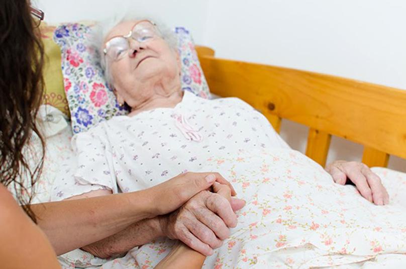 Palliativpflege Zuhause