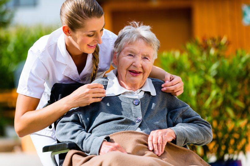 Vollzeit Pflegekräfte in Deutschland