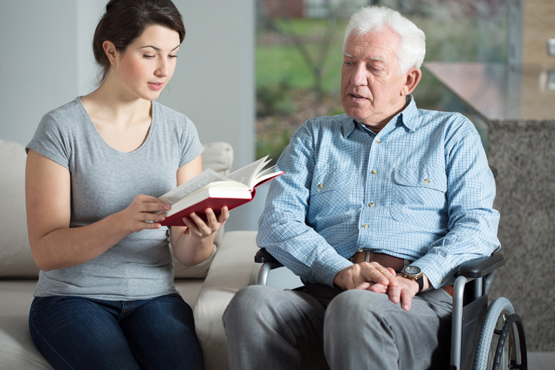 24 Stunden Seniorenbetreuung