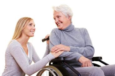 Einstufung in den Pflegegrad